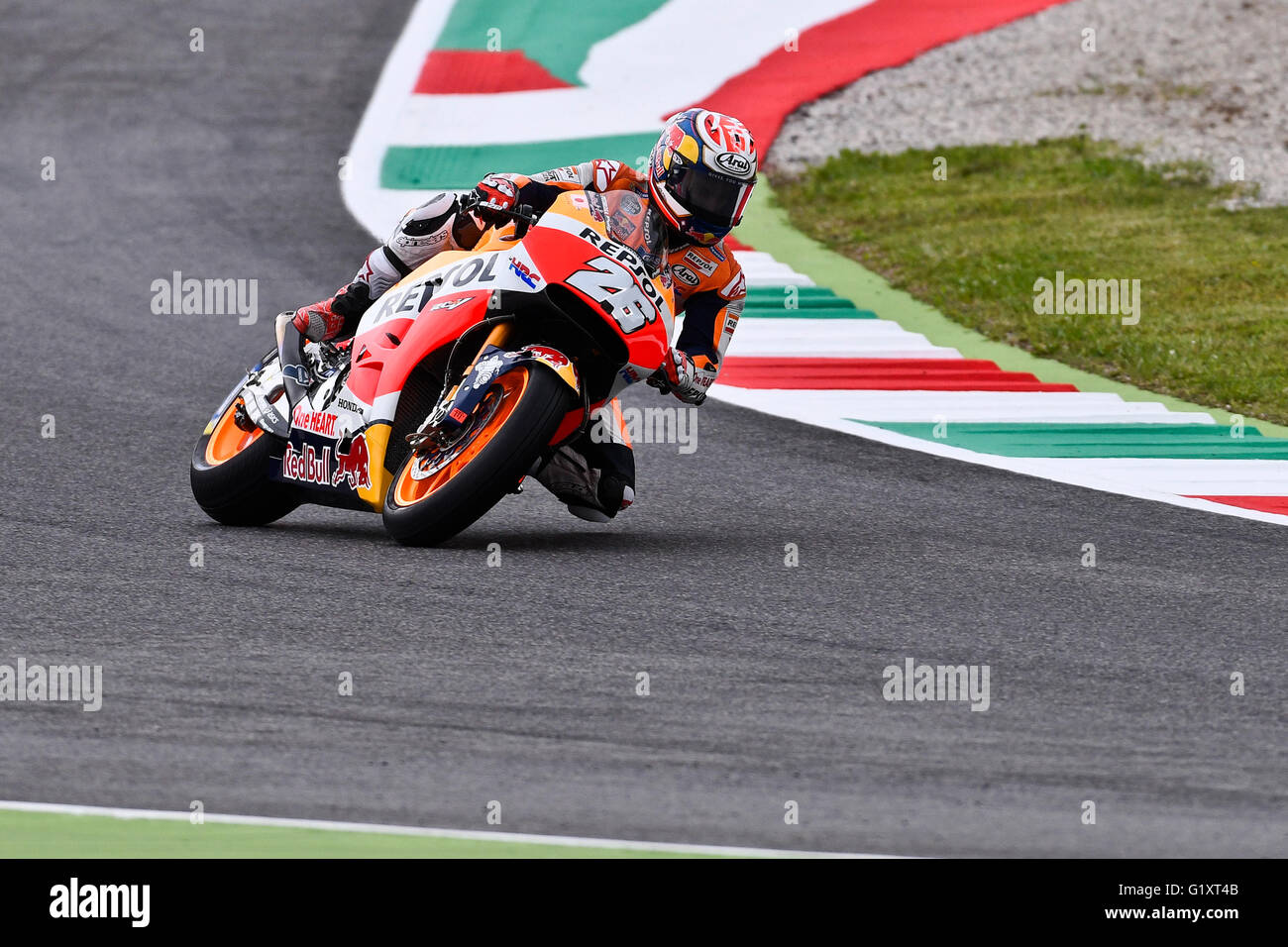 d6e35257f2 MotoGP. TIM Italian Grand Prix Practice. Dani Pedrosa (Repsol Honda) during  the free practice sessions. Credit  Action Plus Sports Alamy Live News
