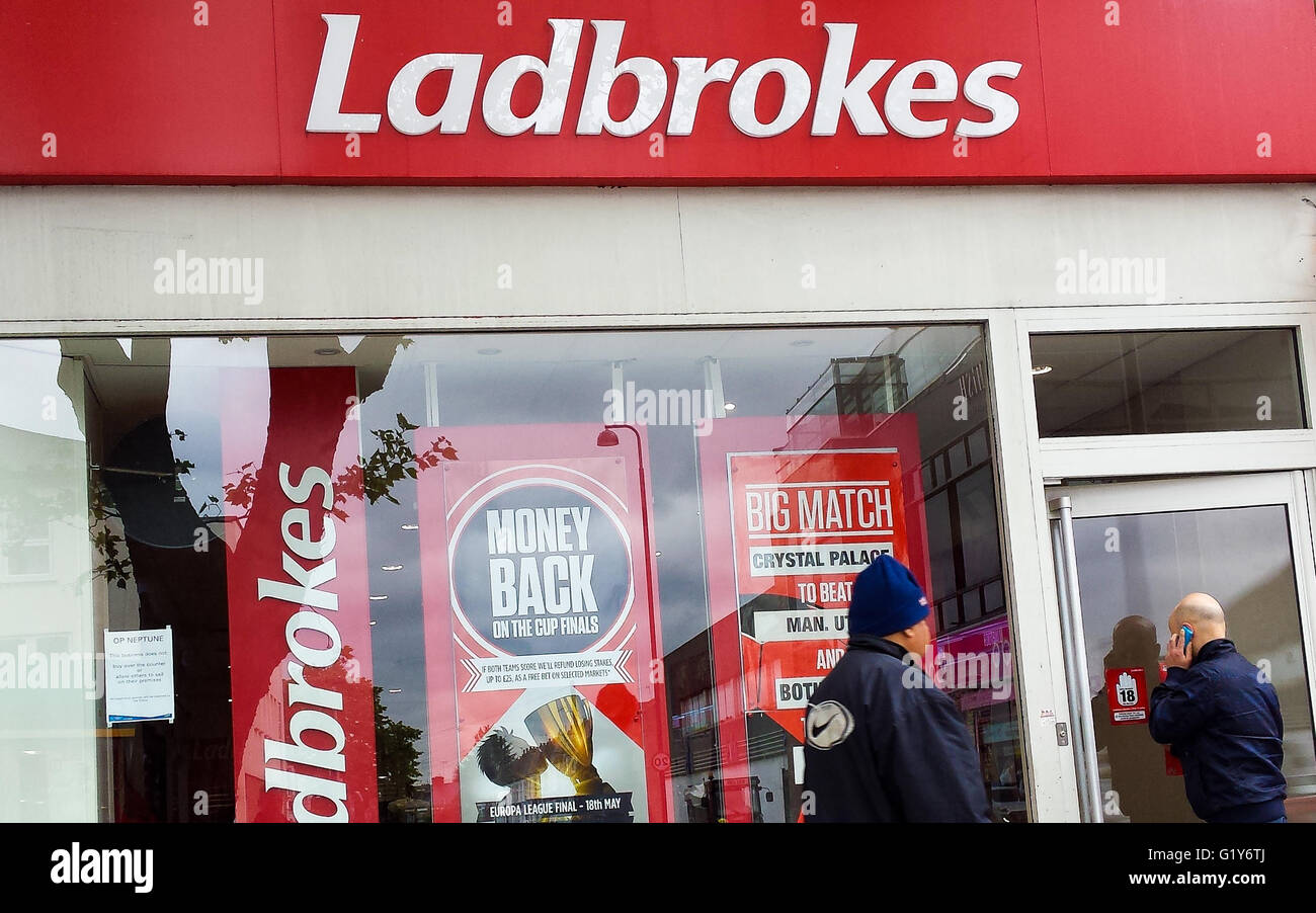 Betting shops in north london overbetting river nash equilibrium explained