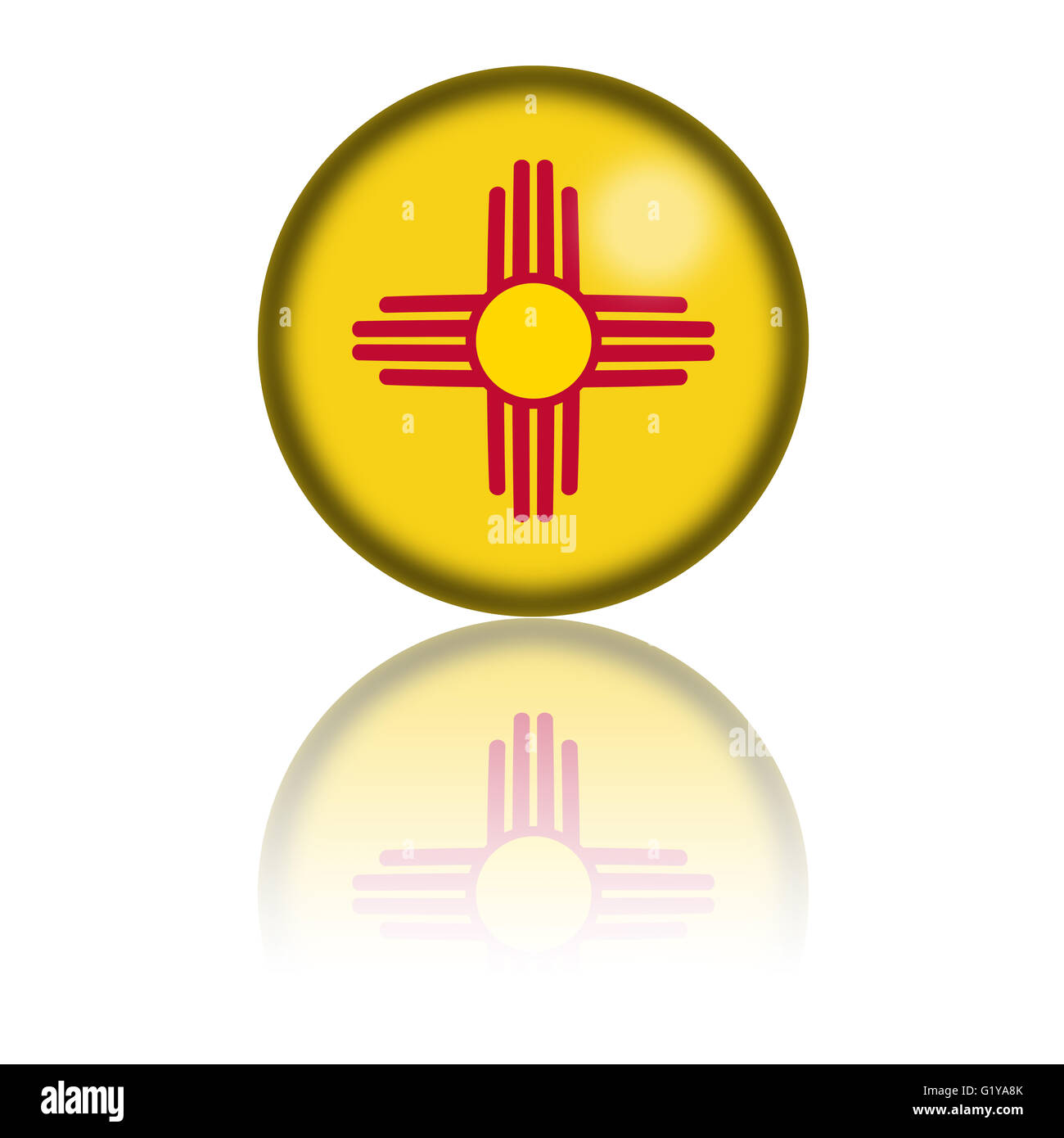 New Mexico Flag Stock Photos New Mexico Flag Stock Images Alamy