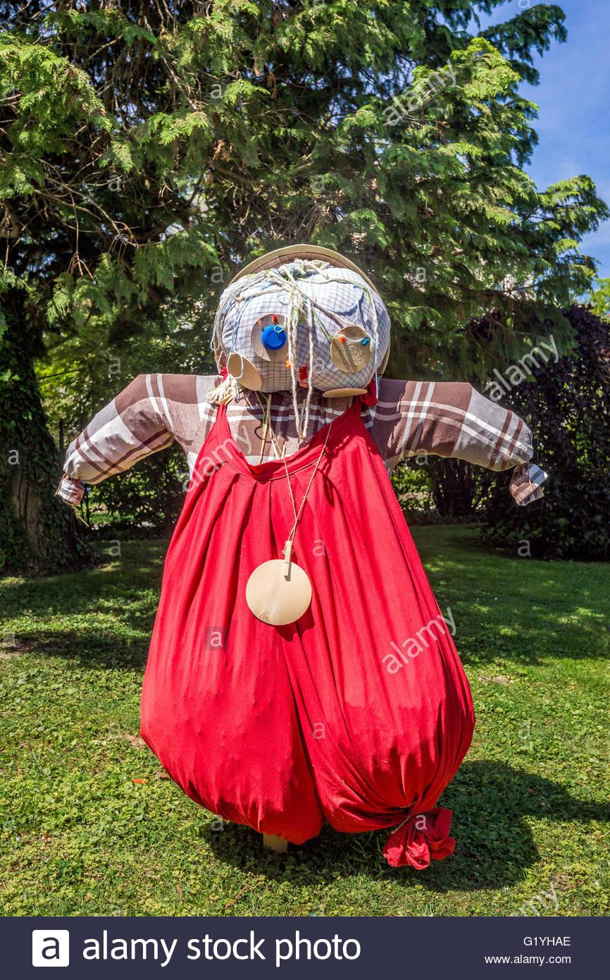 Scarecrow - Stock Image