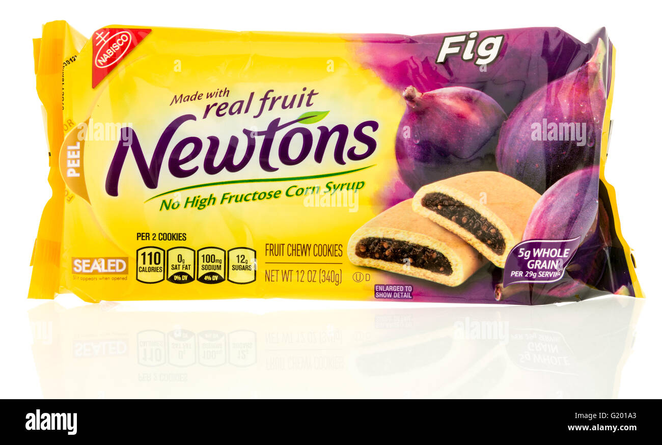Fig newton whole grain nutrition facts
