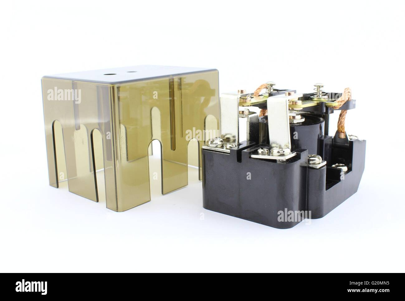 Electrical Relay Switch Stock Photos Electrical Relay Switch Stock