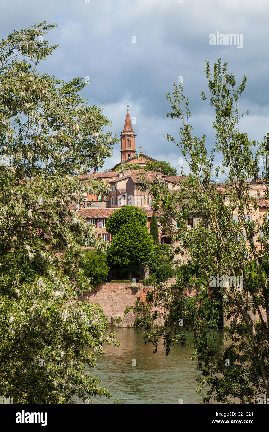 Albi (Tarn,France) - Stock Image