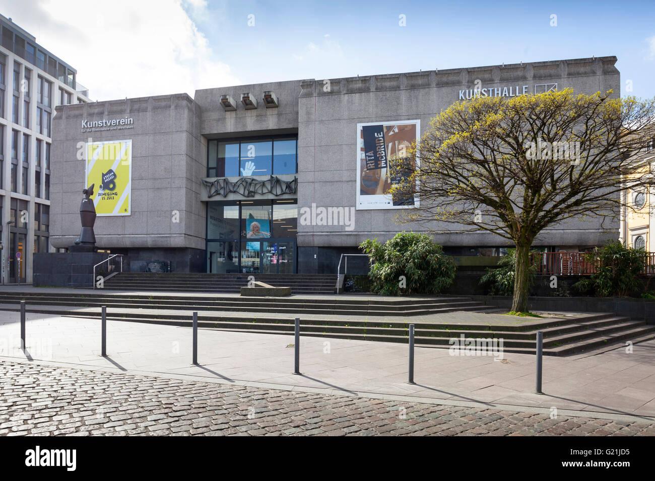 Art Association Of Rhineland And Westphalia Kunsthalle