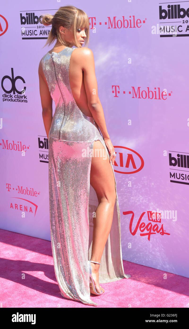 Las Vegas Nevada Usa 22nd May 2016 Singer Ciara