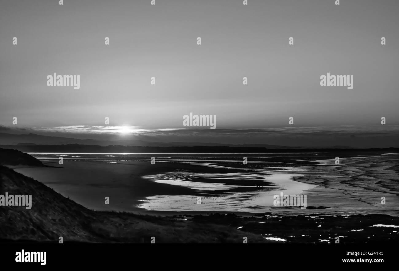 Evening Glory - Stock Image