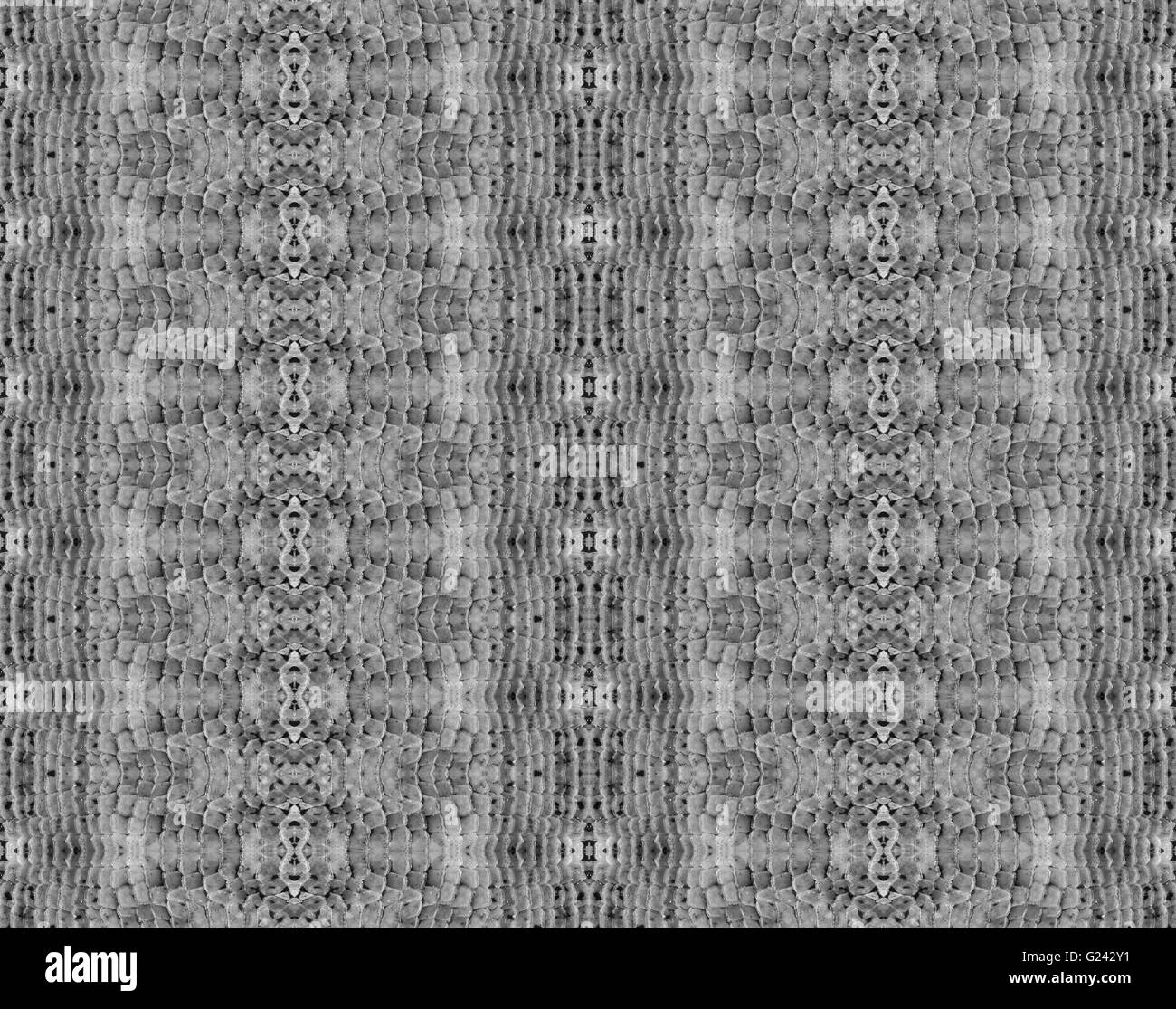 snake skin pattern for background - Stock Image