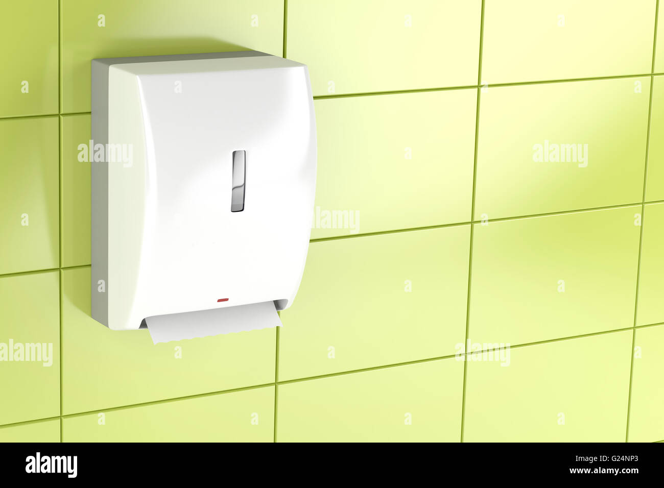 Paper Towel Dispenser Stock Photos & Paper Towel Dispenser Stock ...