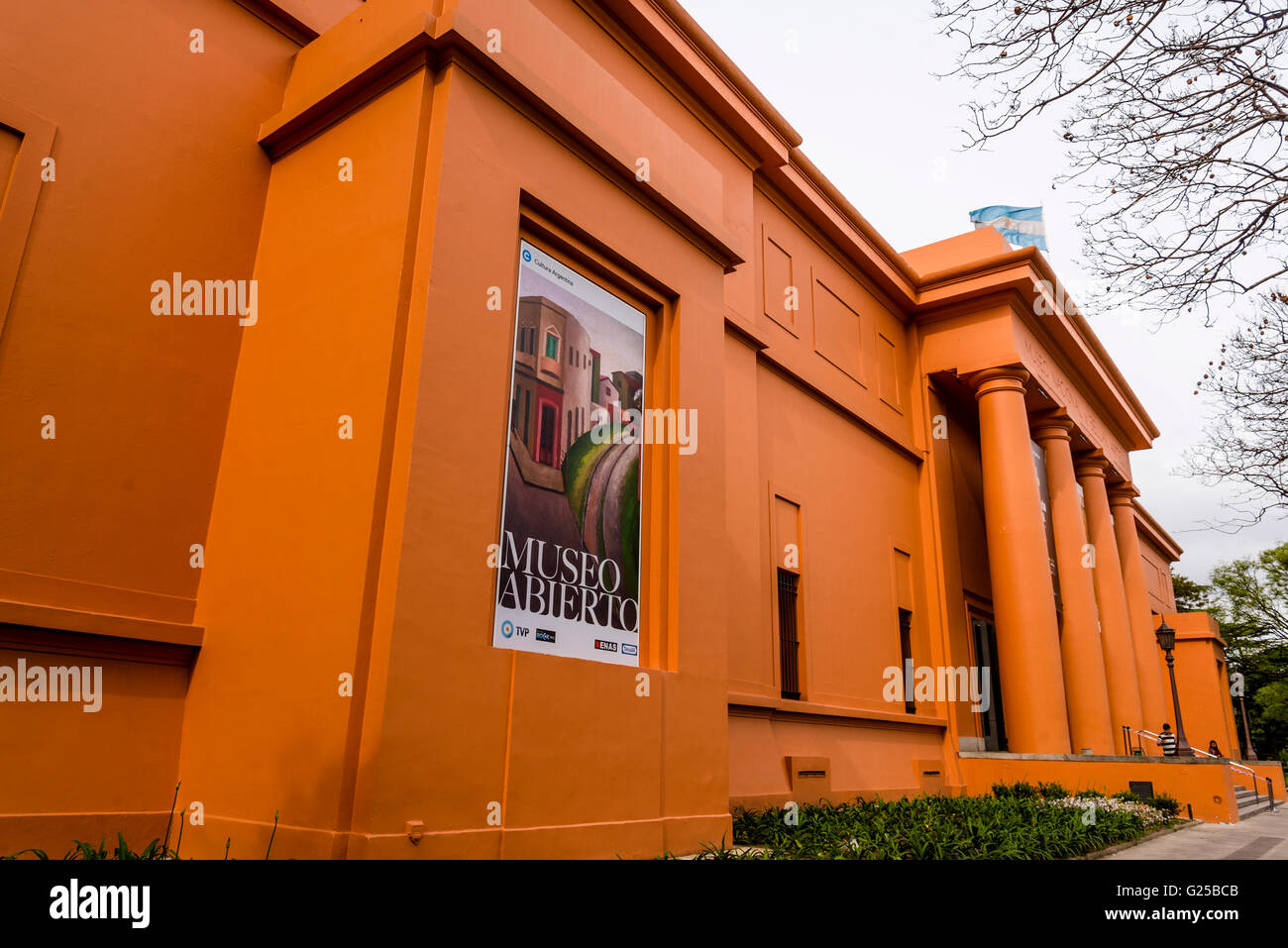 National Museum of Fine Arts, Buenos Aires, Argentina - Stock Image