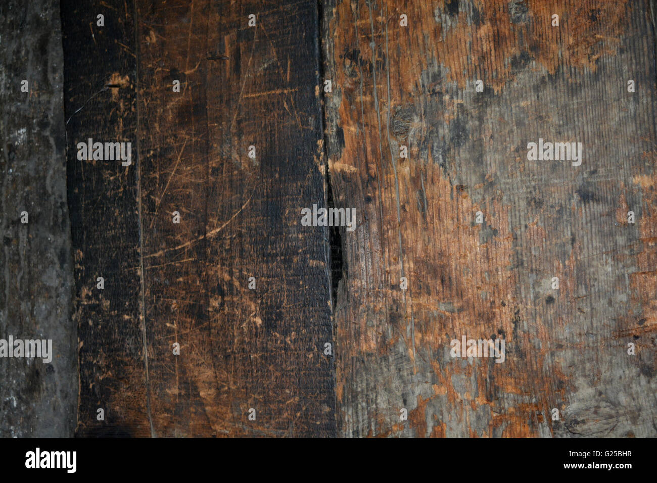 Old Vintage Rustic Wood Background Design