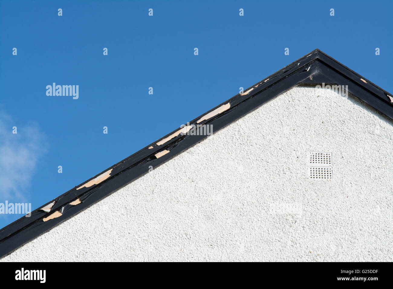 Fascia Boards High Resolution Stock Photography And Images Alamy
