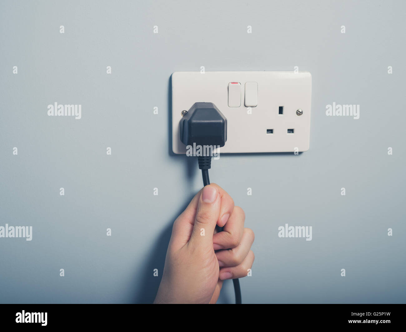 Pulling Switch Stock Photos & Pulling Switch Stock Images - Alamy