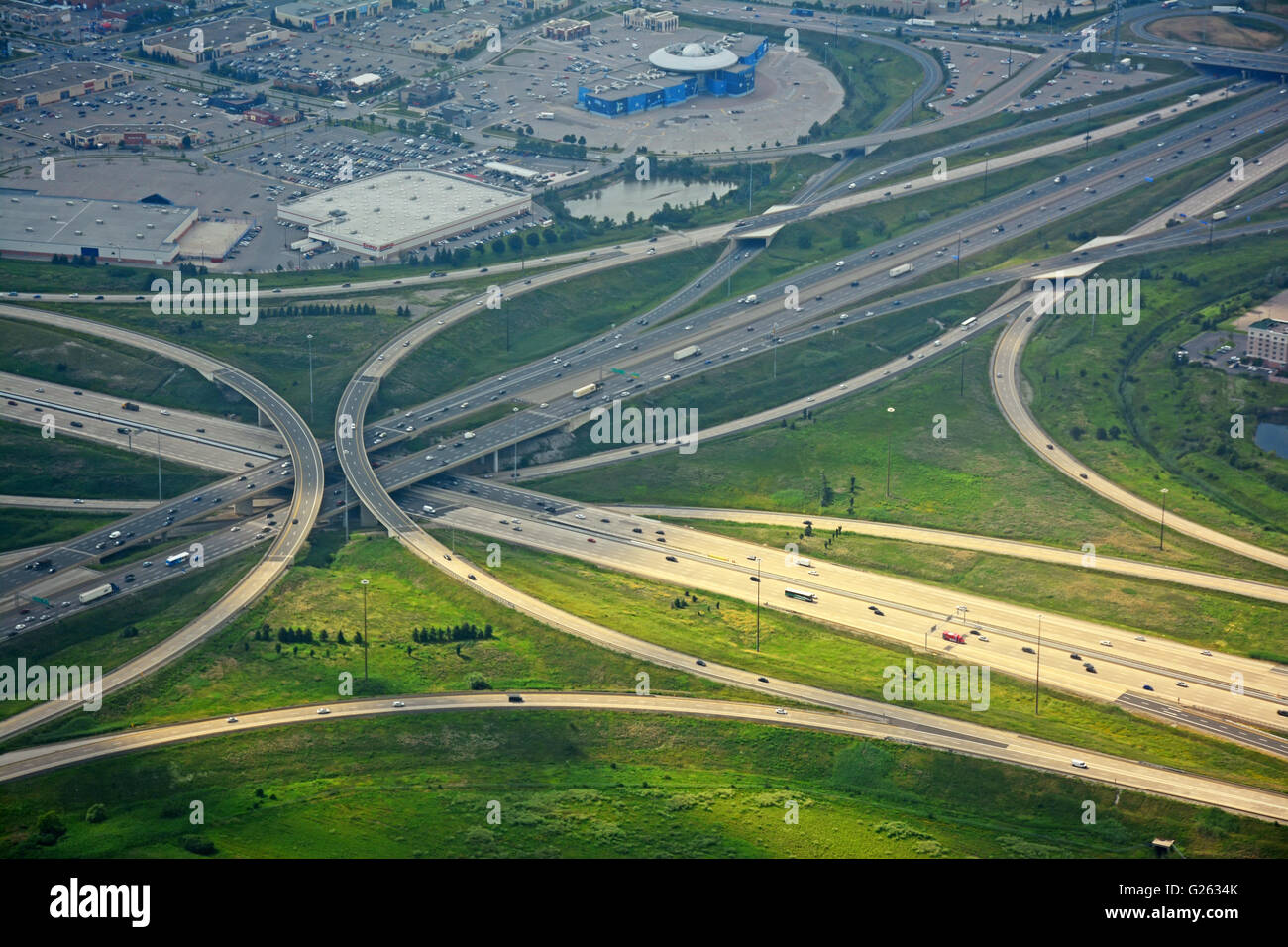 Highway 407 Stock Photos & Highway 407 Stock Images - Alamy