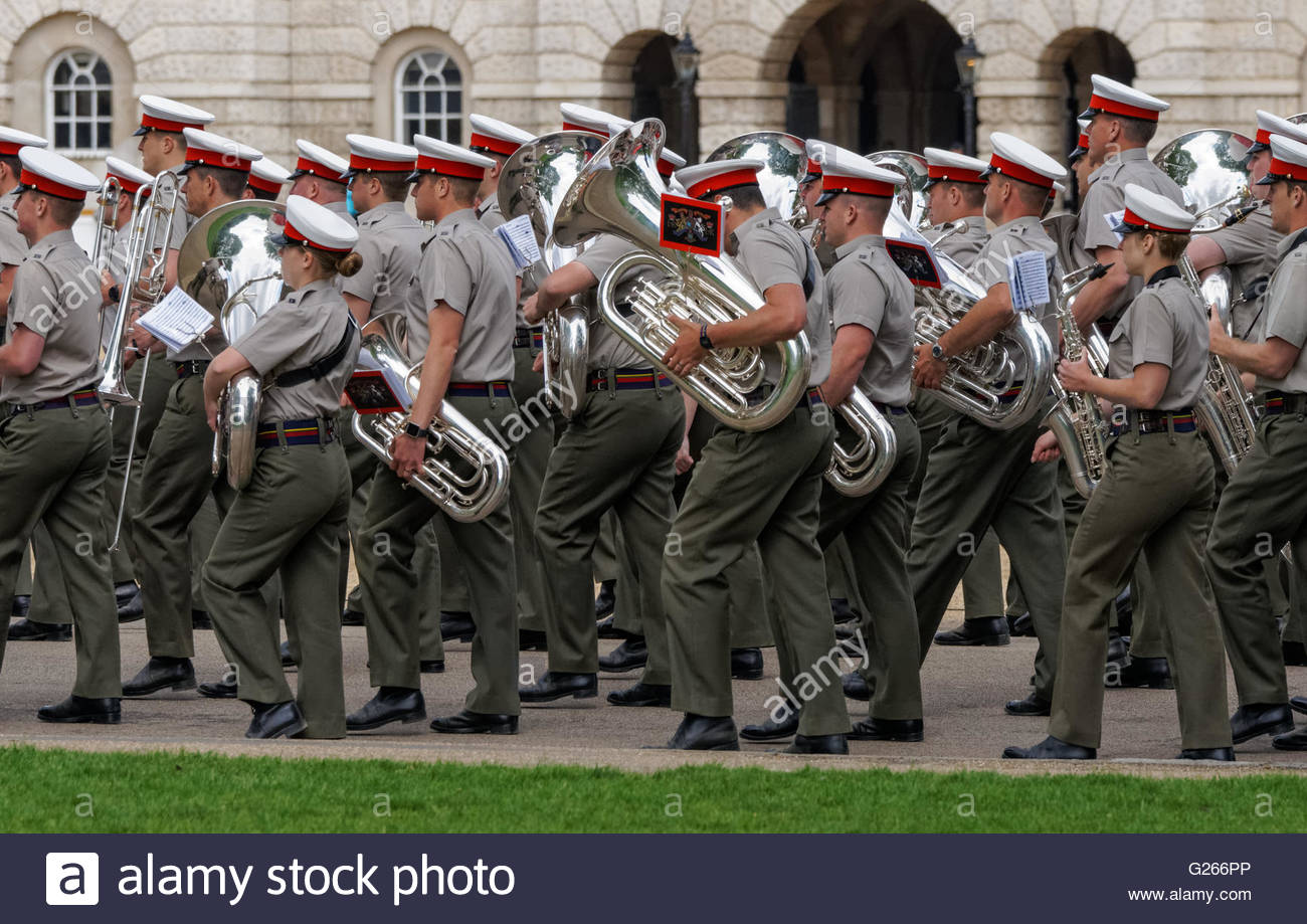 black bands photos royal marines march with april stock london band the bandsmen drums photo in uk