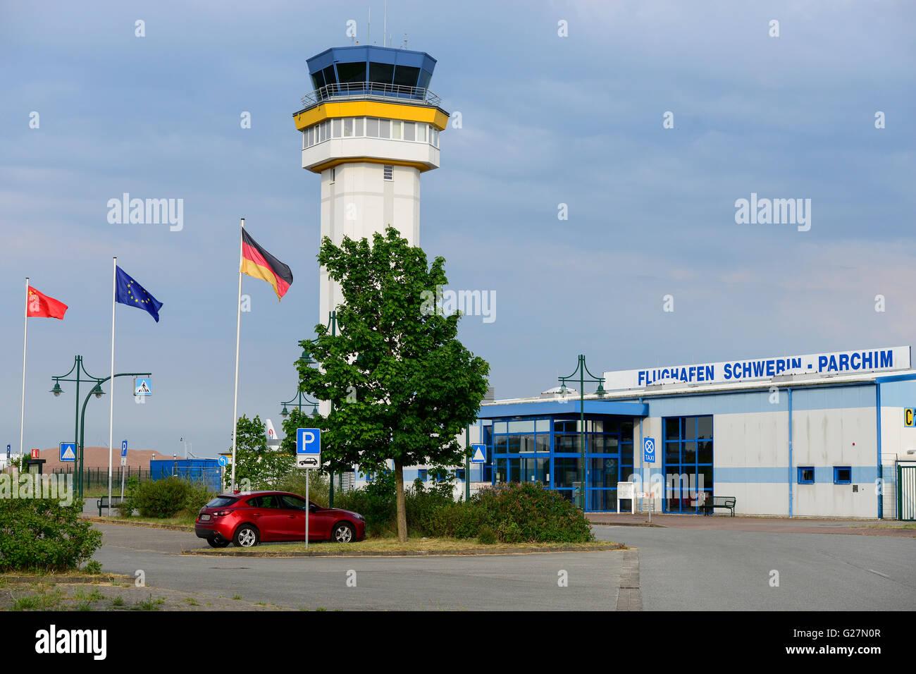 Flughafen Schwerin