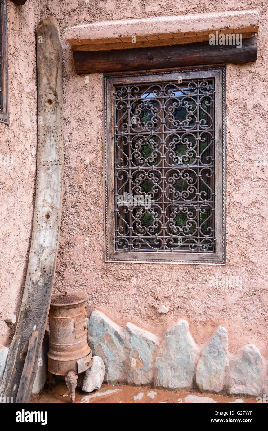 Moroccan Wrought Iron Window Grills 6