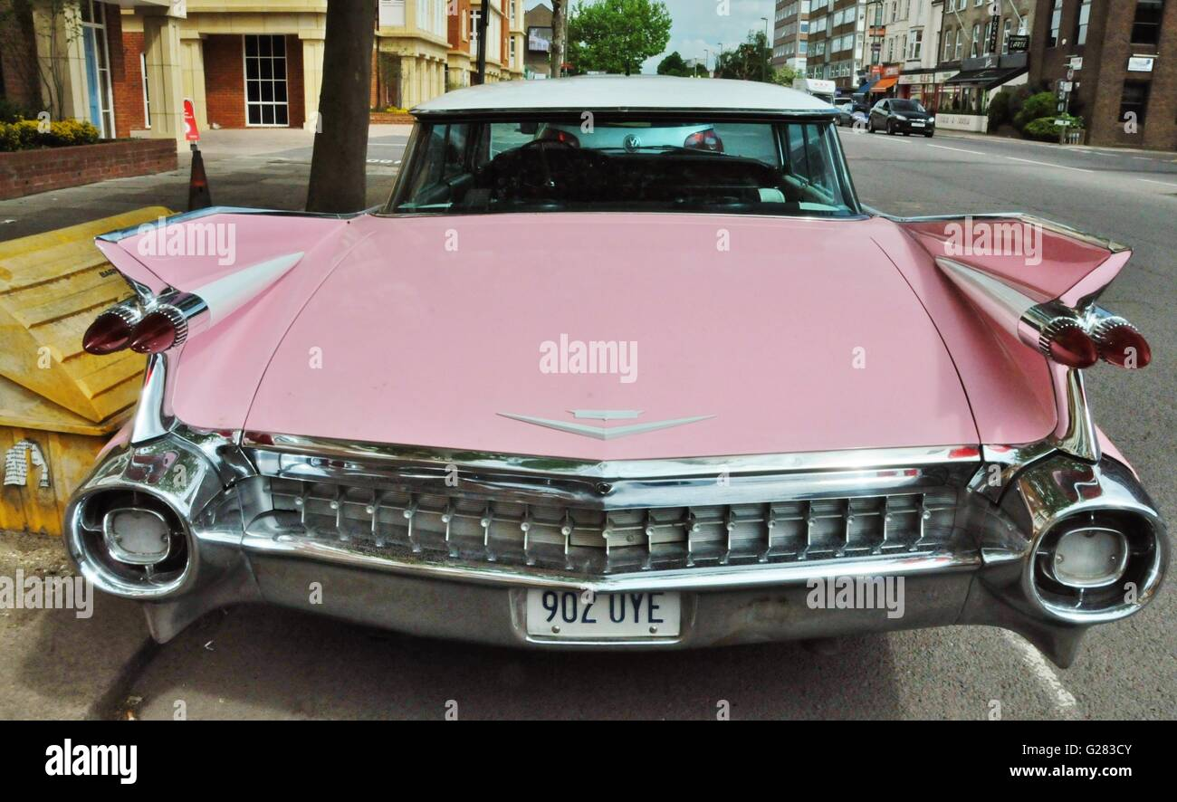 Cadillac Eldorado 1950s Stock Photos Cadillac Eldorado