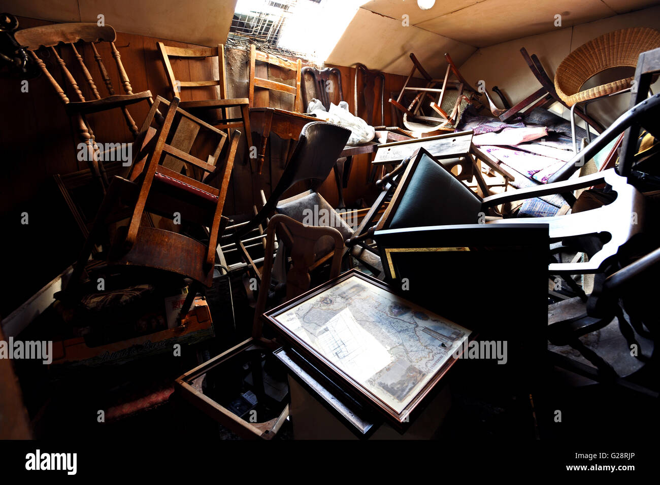 Messy Shop Stock Photos Amp Messy Shop Stock Images Alamy