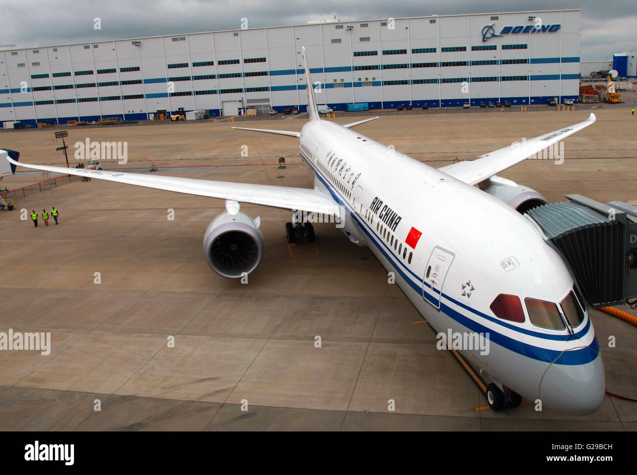 Boeing 787 9 dreamliner stock photos boeing 787 9 dreamliner stock photo taken on may 19 2016 shows air publicscrutiny Images