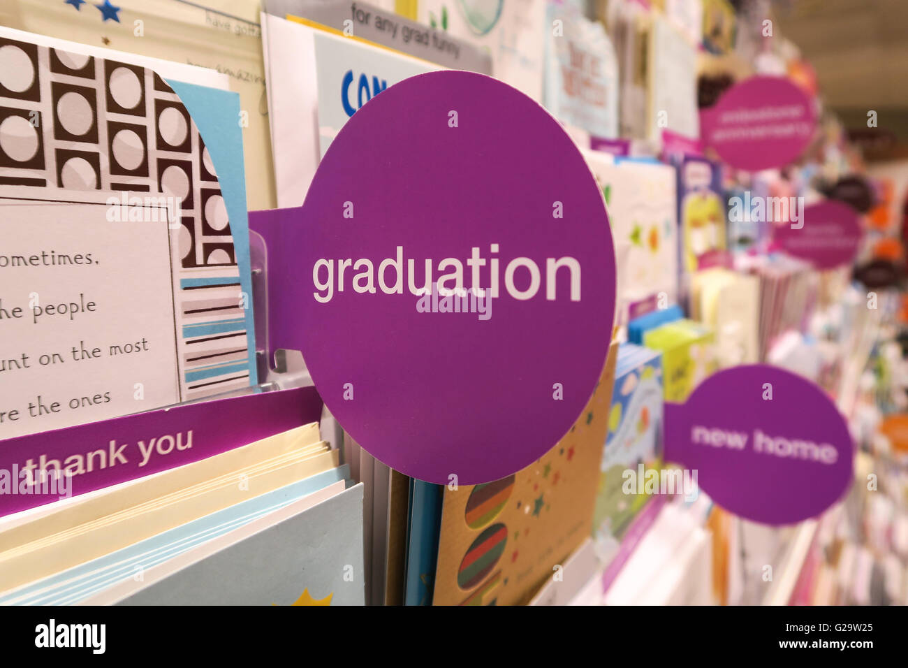 Greeting Cards Shelf Stock Photos & Greeting Cards Shelf Stock ...