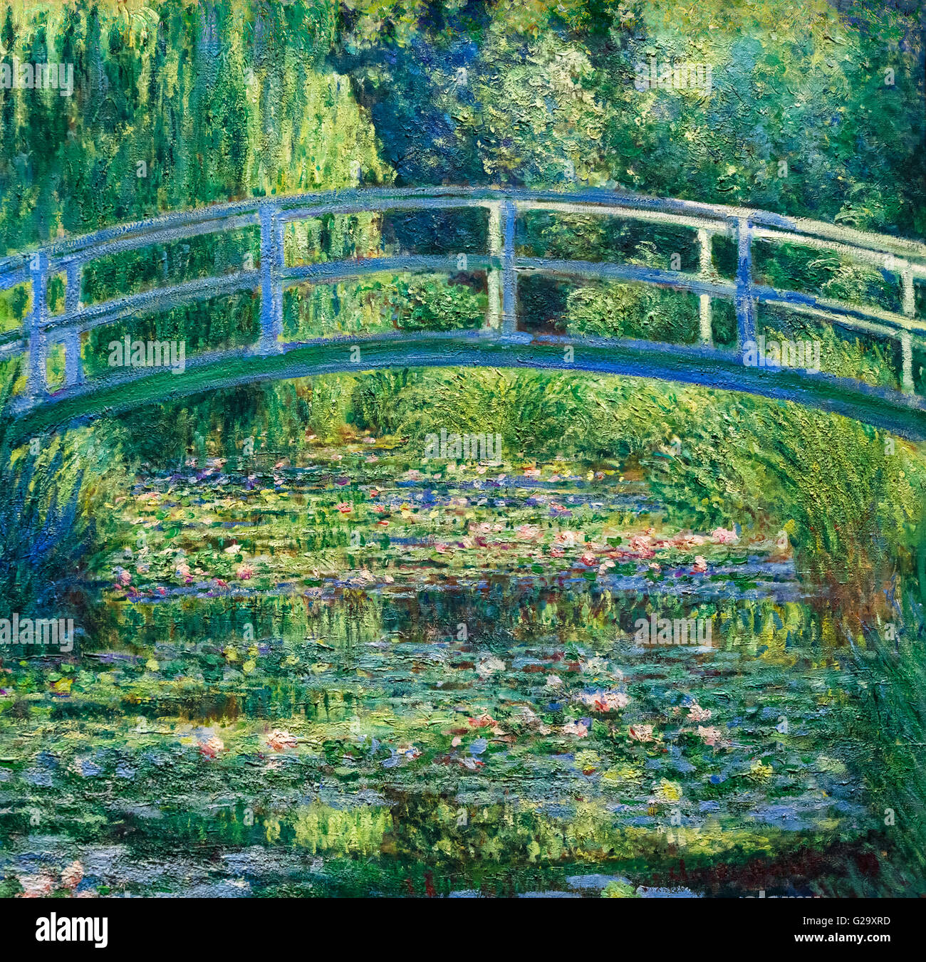 claude monet water lilies Easy, yet effective claude monet water lilies art project for kids is painted with a spoon adding fun and experimentation to kids exploring famous artists.