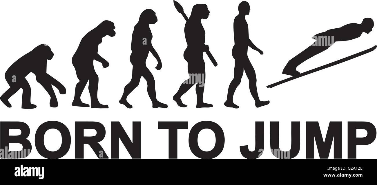 Apparel Accessories Born To Jump Evolution Ski Jumping Children Sport Cap Men's Baseball Caps
