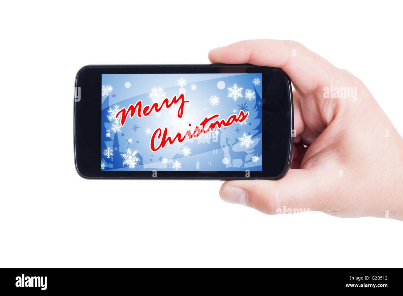 Christmas Card Display Stock Photos Christmas Card Display Stock