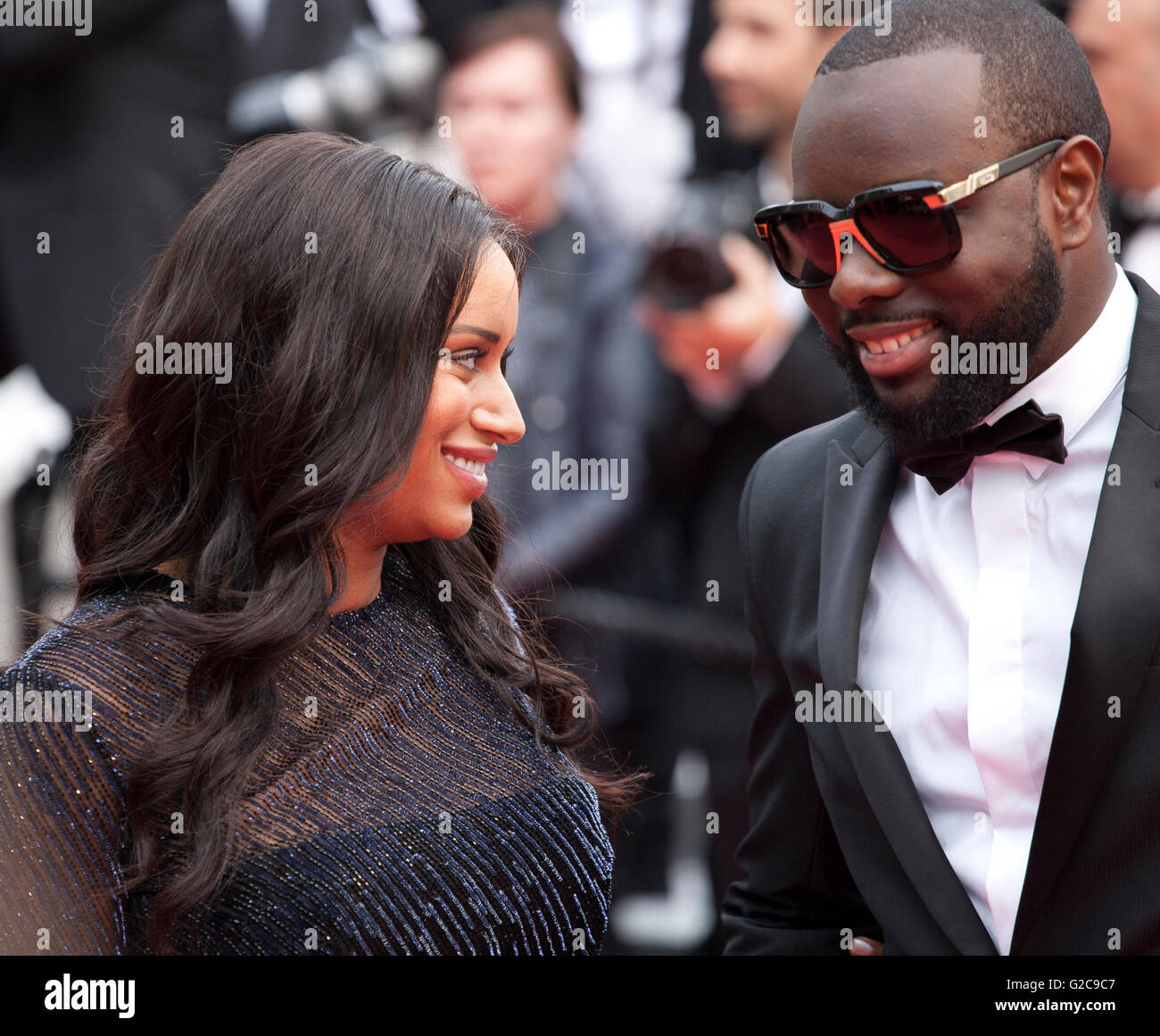 Maitre Gims High Resolution Stock Photography And Images Alamy
