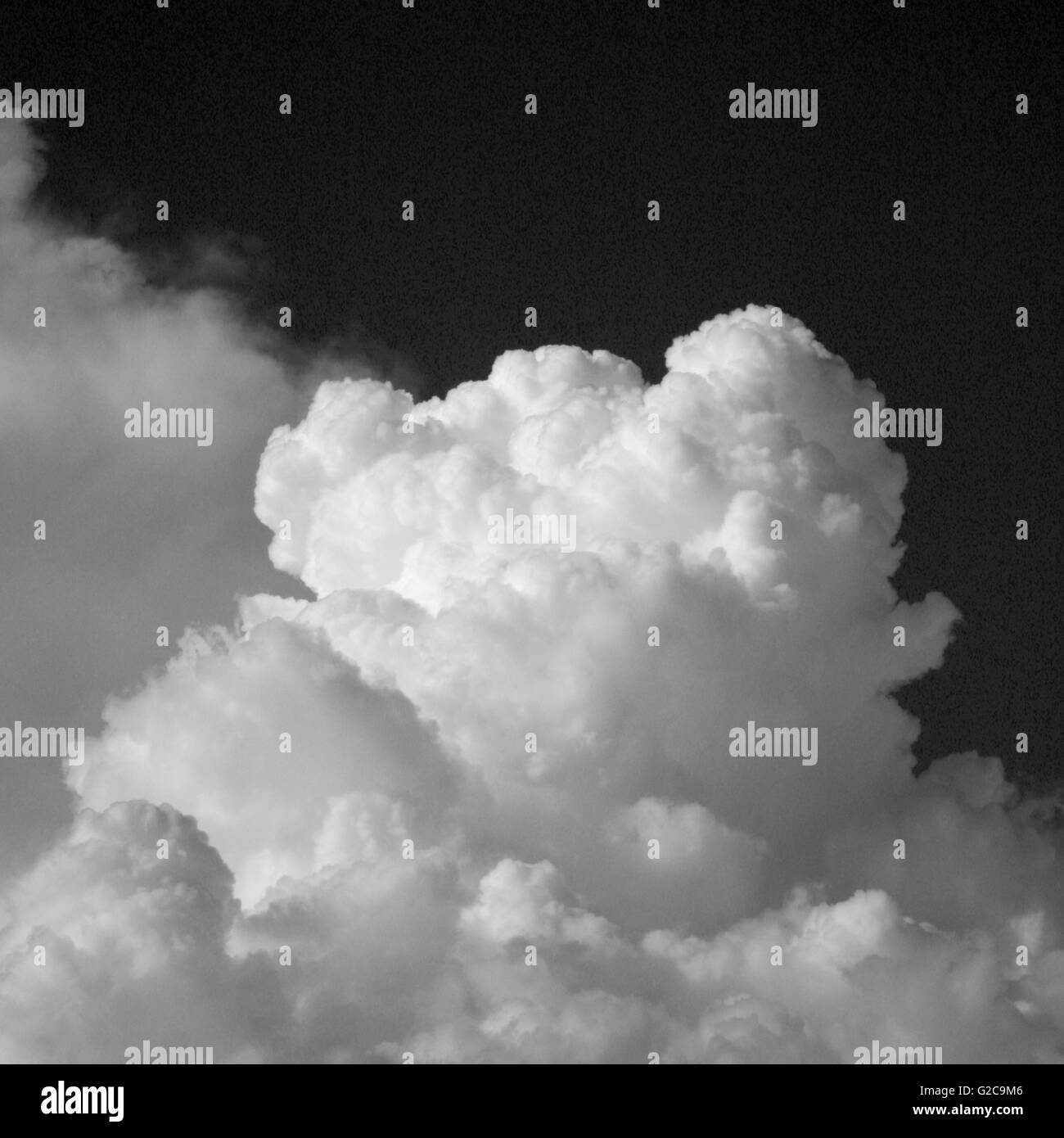 Cloud in the sky (Daylight) - Stock Image