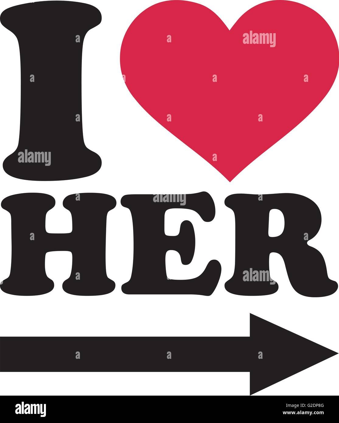 Image result for love her clipart