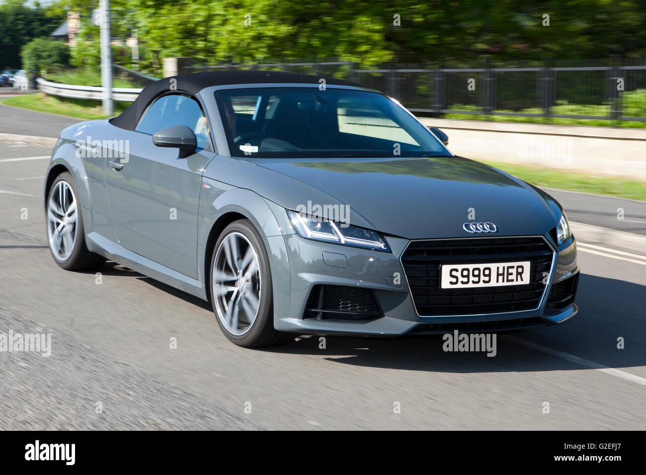 Audi, Tt, Classic, 2 Seater, Sports, Car, Pendle, Lancashire