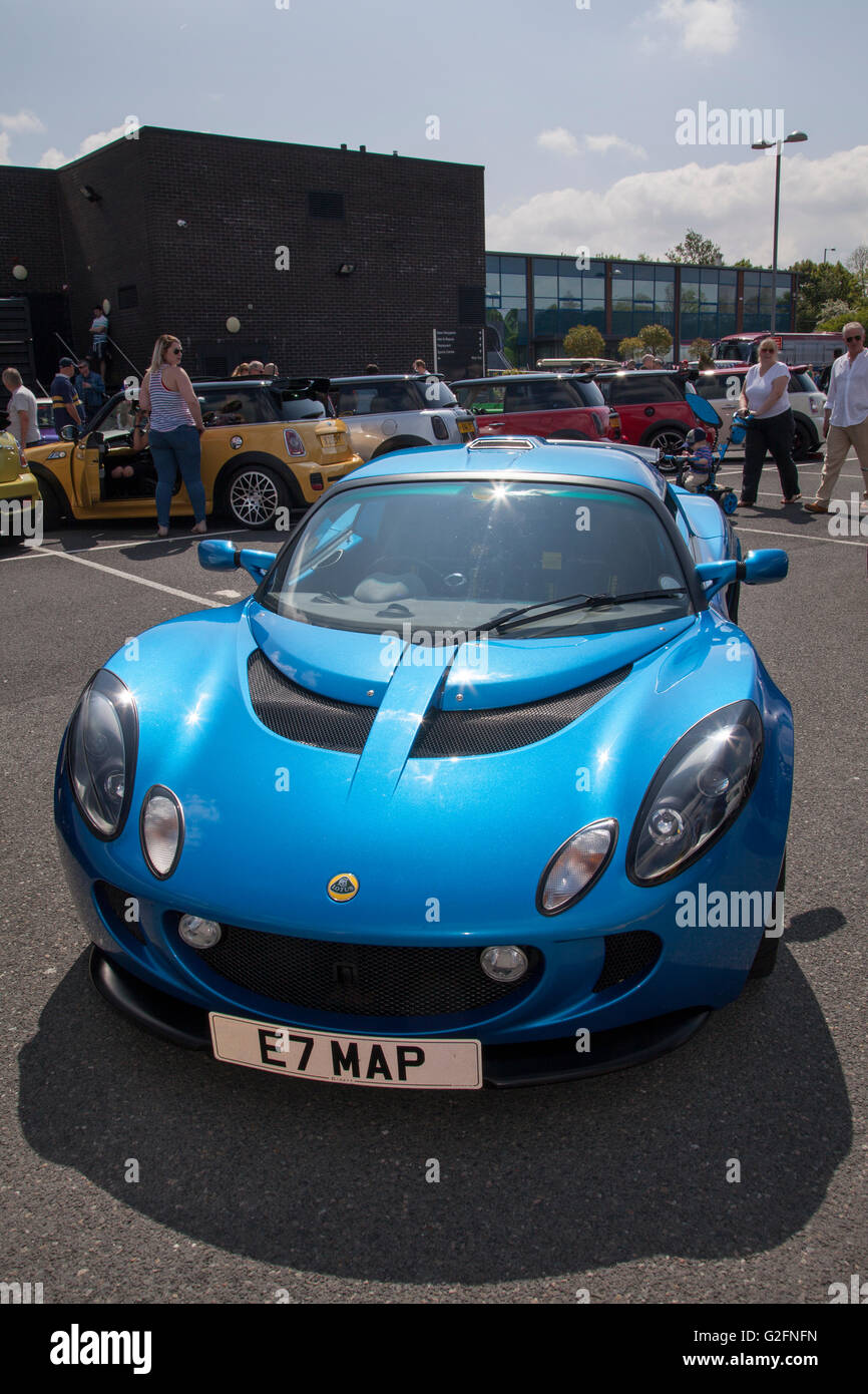 Lotus Centre Stock Photos Images Alamy Circuit Map For Bromyard Speed Festival Exige Tour And Sports At Pendle Power Fest A Classic Veteran Heritage