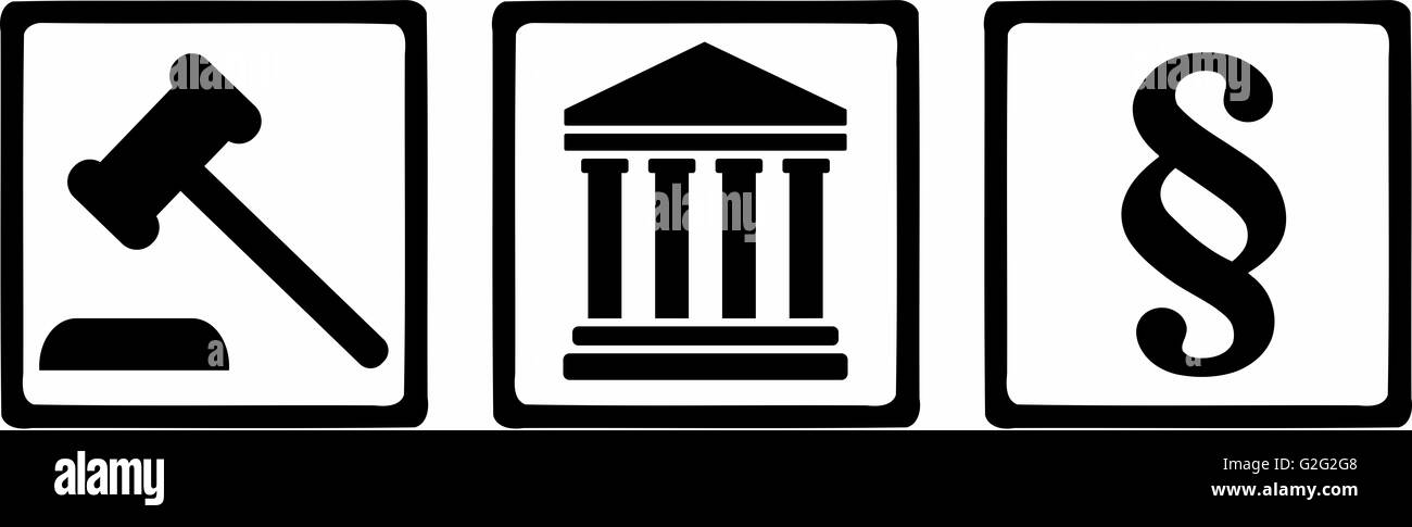 Symbols Of Equality Black And White Stock Photos Images Alamy