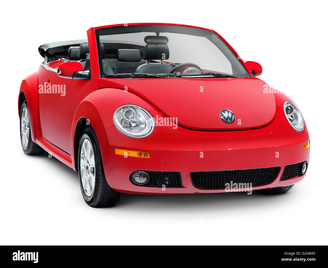 Volkswagen New Beetle High Resolution Stock Photography And Images Alamy
