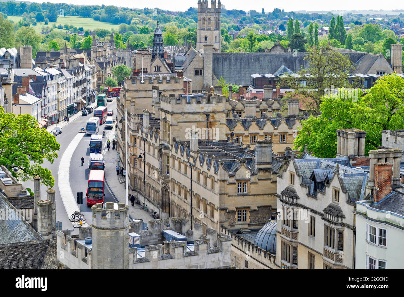 An expert guide to a weekend in Oxford | Telegraph Travel | 956x1300