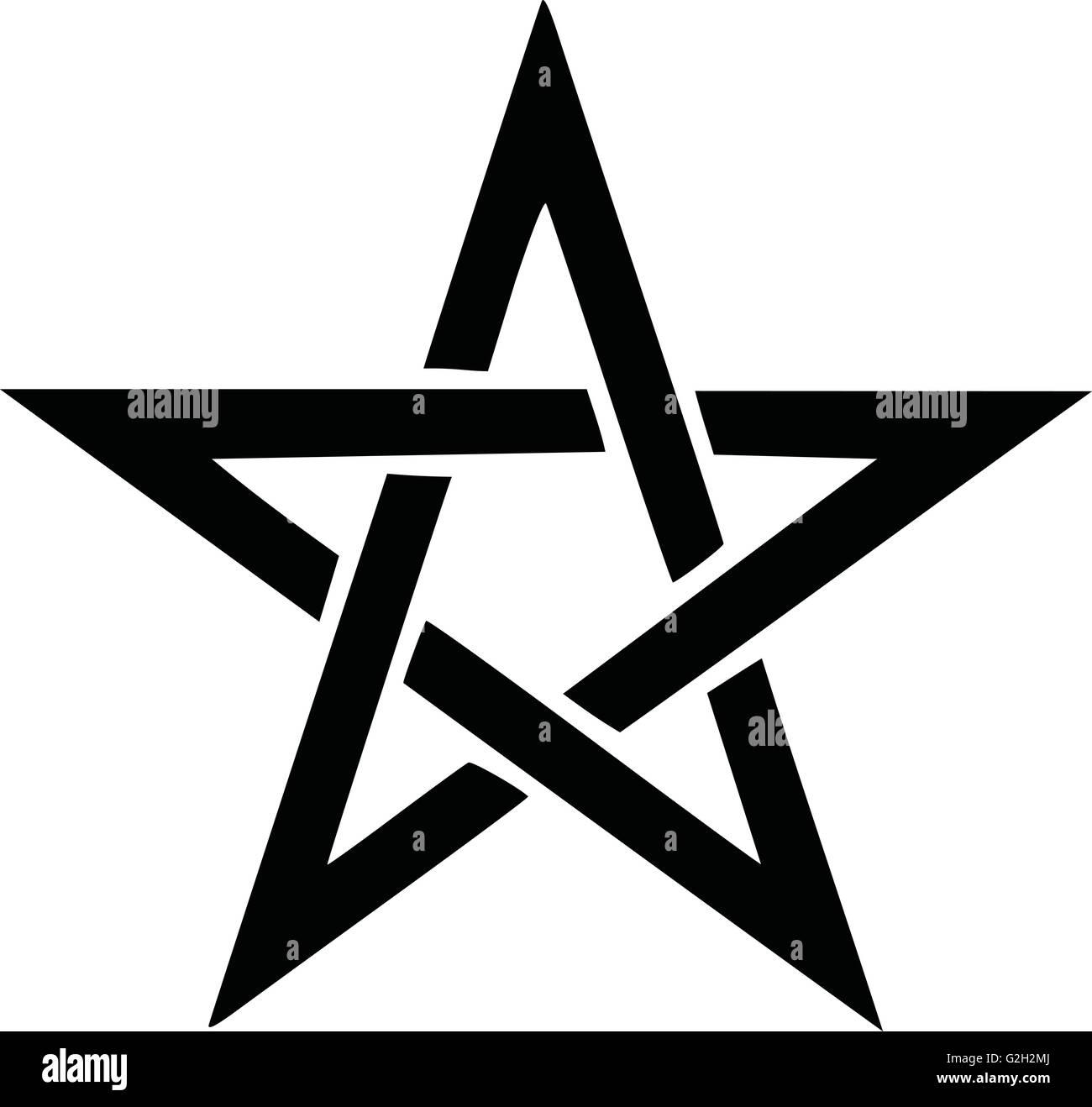 Pentagram Symbol Stock Photos Pentagram Symbol Stock Images Alamy