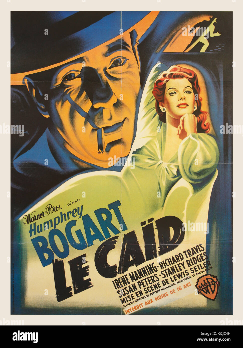 French Film Posters Stock Photos French Film Posters Stock