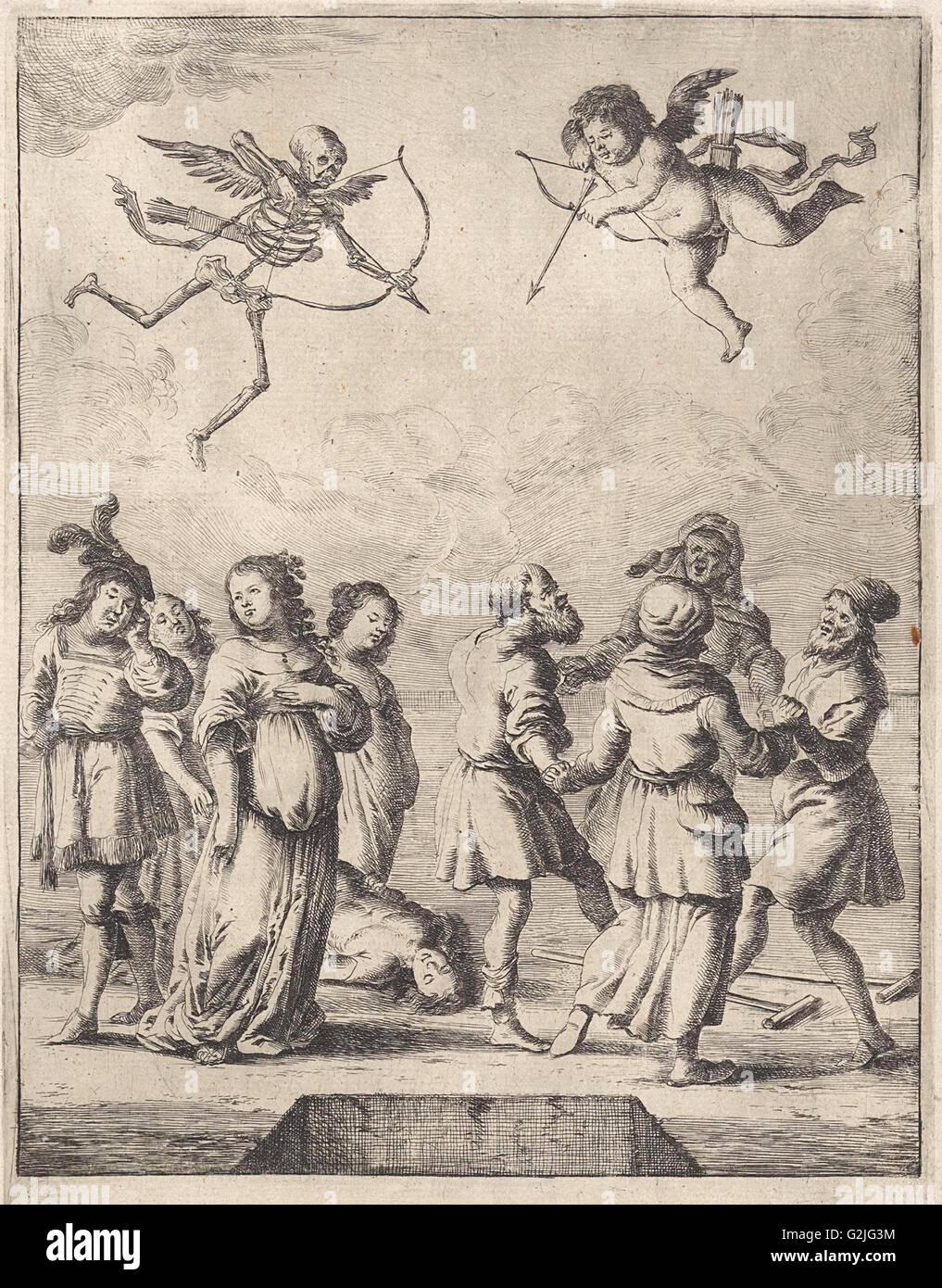 Death vs. Cupid