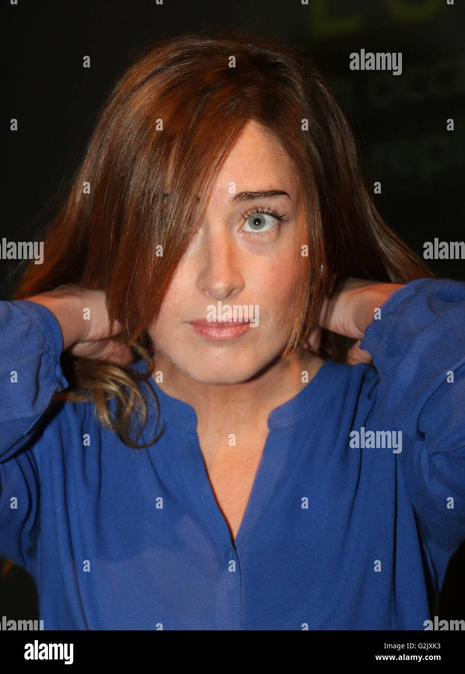 Maria Elena Boschi High Resolution Stock Photography and ...