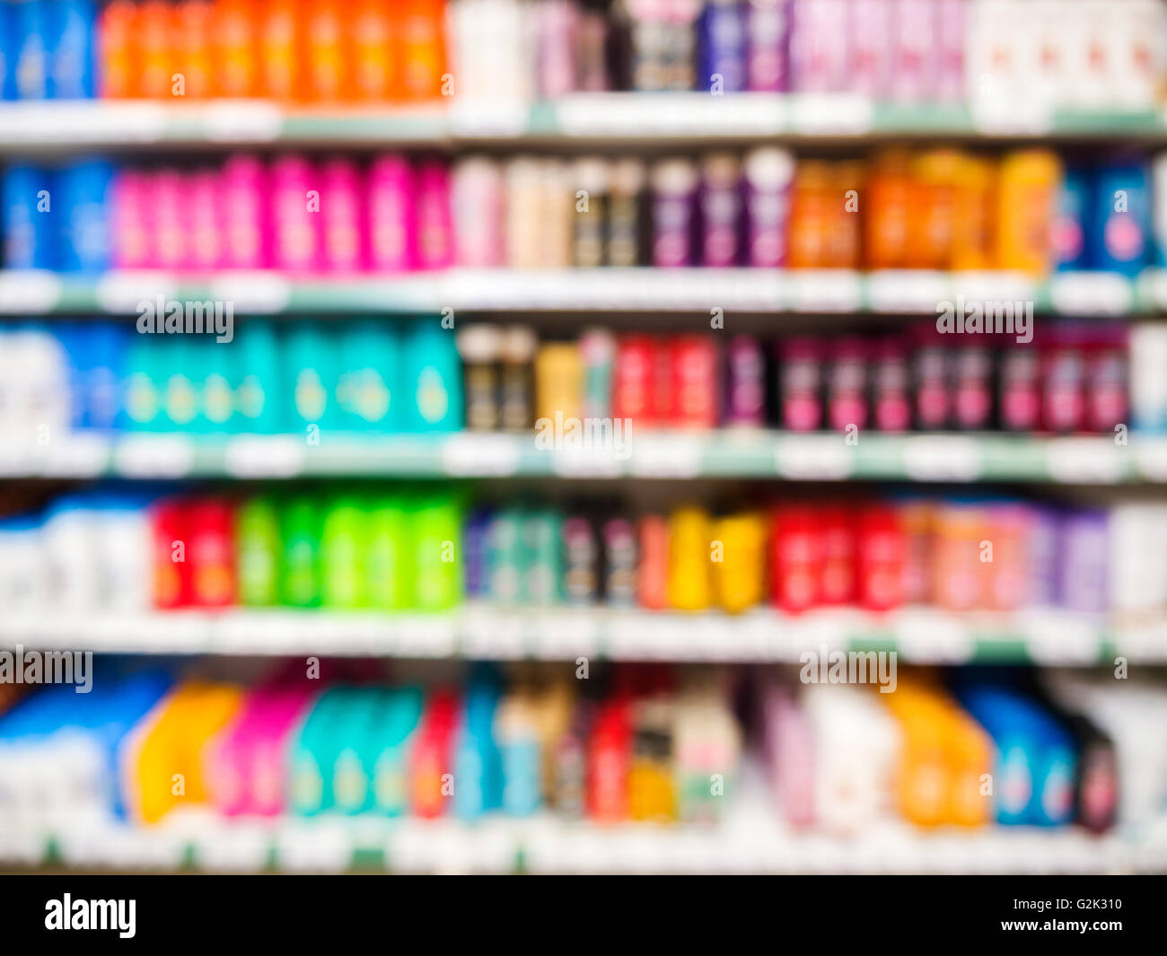 Shampoo Shelf Stock Photos Shampoo Shelf Stock Images Alamy