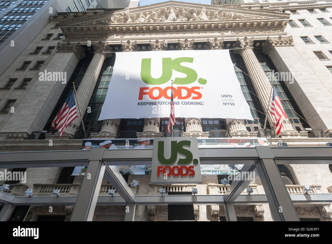 Food Distributors Stock Photos & Food Distributors Stock