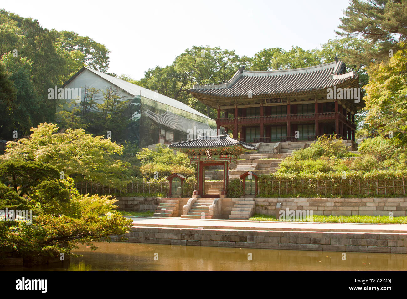 South Korea Garden Stock Photos & South Korea Garden Stock Images ...