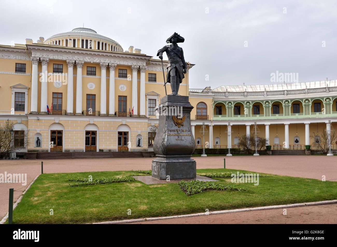 Pavlovsk, Museum-Reserve: description, mode of operation, how to get 3