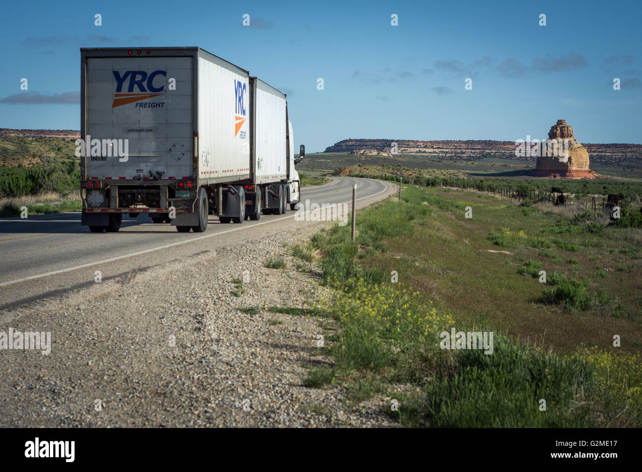 Yrc Freight Stock Photos & Yrc Freight Stock Images - Alamy