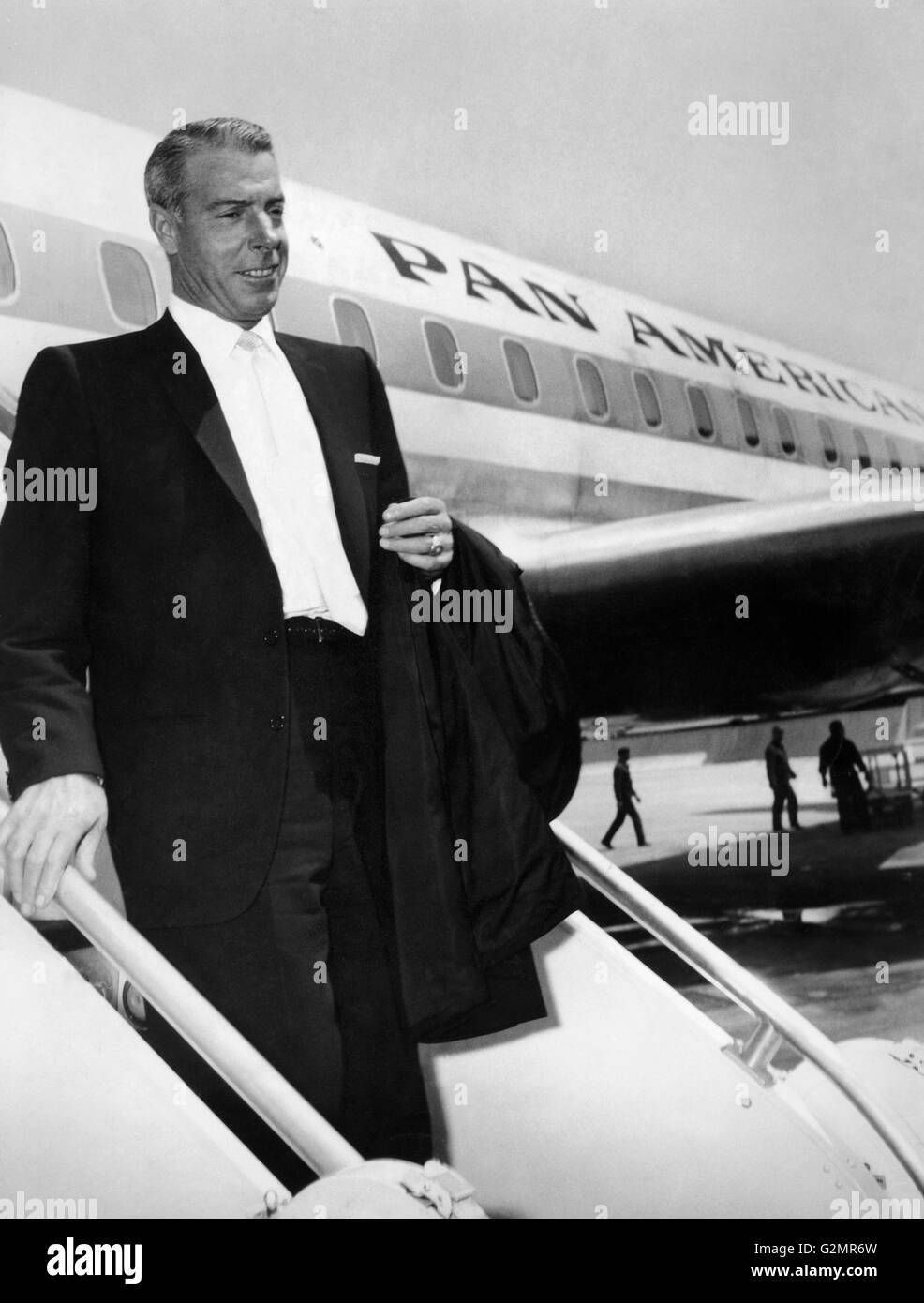 joe di maggio,1960-70 - Stock Image