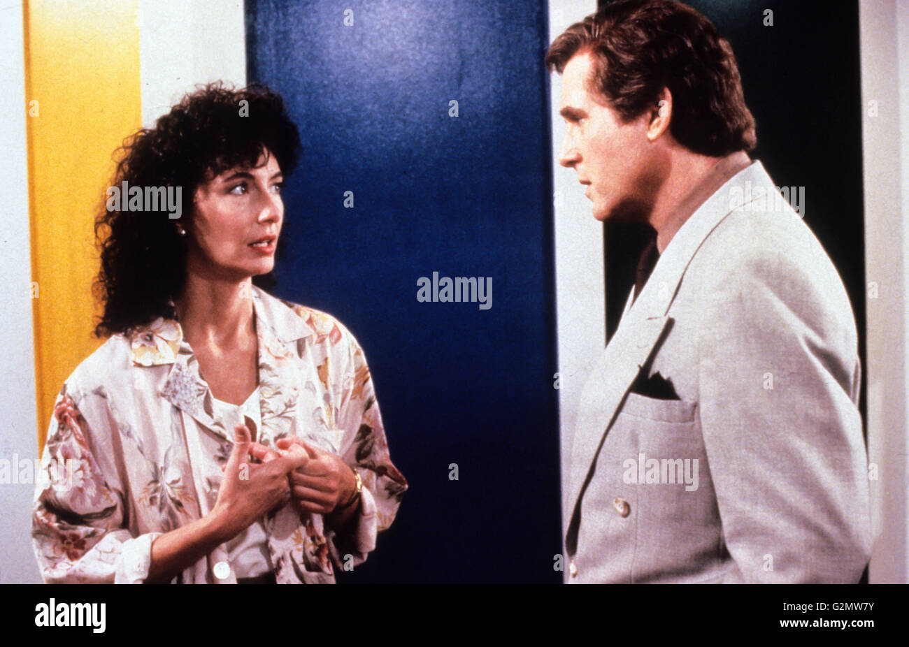 mary steenburgen,charles grodin,clifford - Stock Image