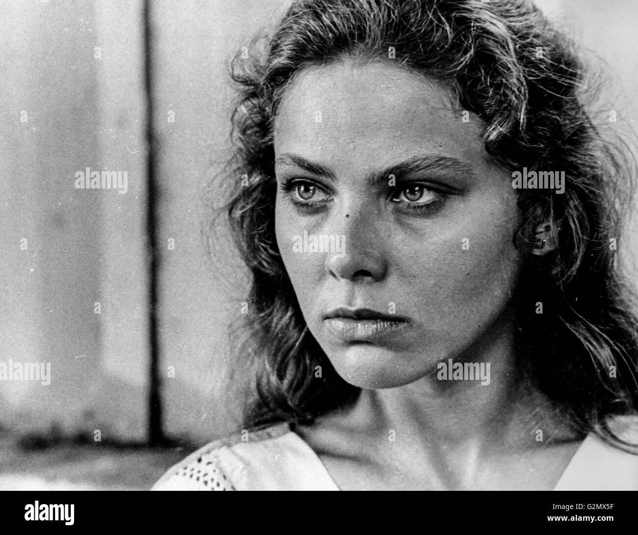 Ornella Muti in cronaca di una morte annunciata,1987 Stock Photo