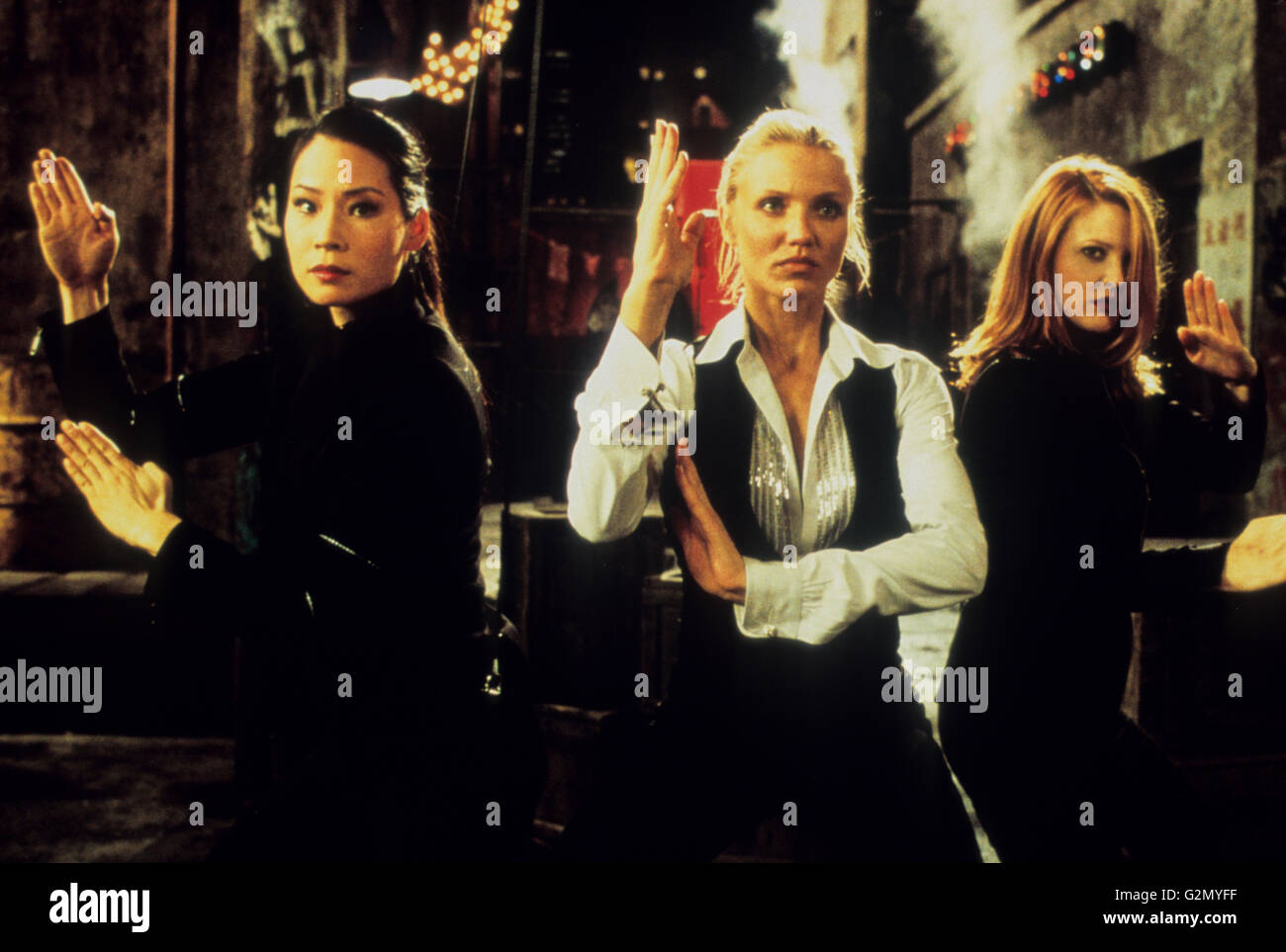 charlie's angels,2000 - Stock Image