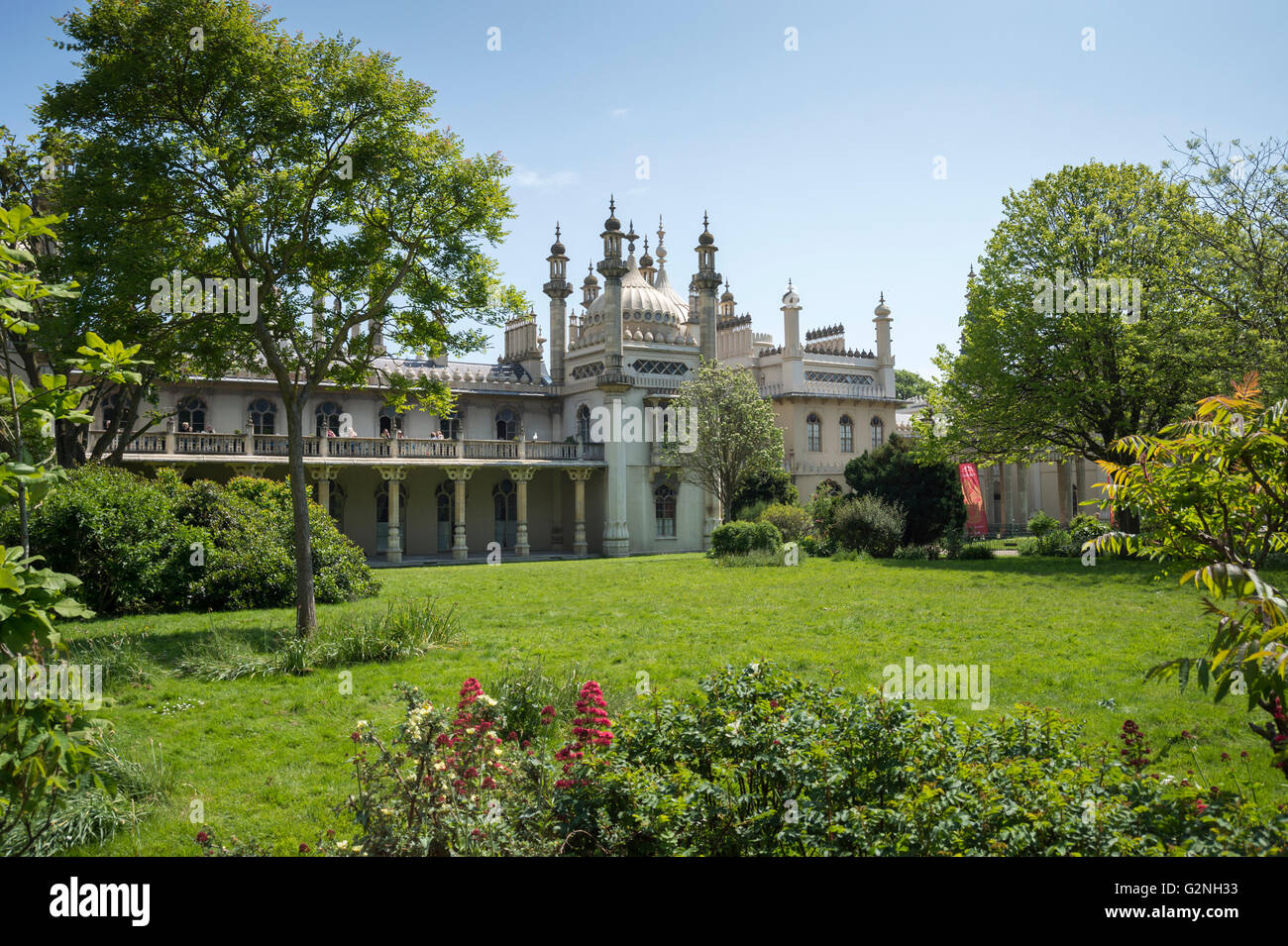 Brighton Pavillion - Stock Image