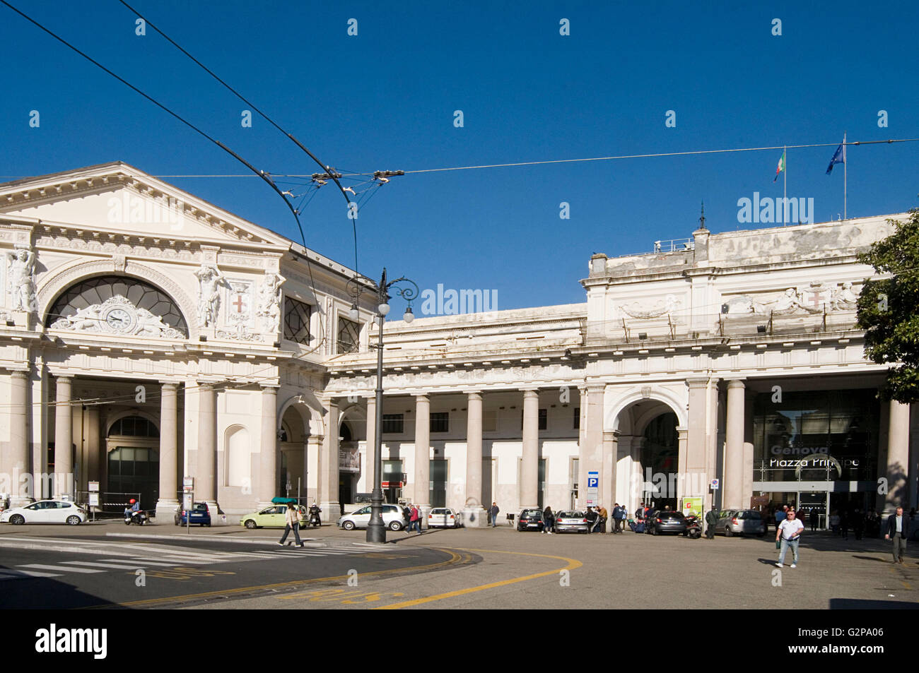 Genova piazza principe genoa train station italy italian - Genova porta principe ...